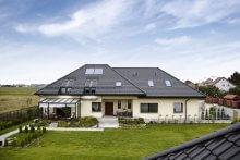 Tetőteres ház