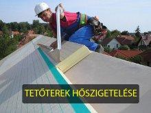 tetőterek hőszigetelése